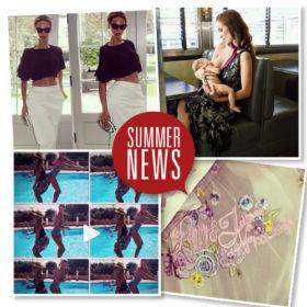 Summer news: Τα νέα των celebrities που πρέπει να ξέρετε σήμερα