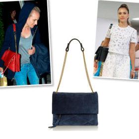 Ποια είναι η επώνυμη τσάντα που λατρεύουν οι celebrities;