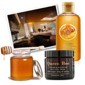 Sweet like honey: 8 προϊόντα και μία θεραπεία από μέλι για ενυδάτωση