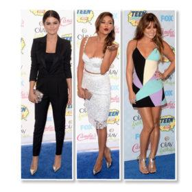 Teen Choice Awards 2014: Δείτε τις καλύτερες red carpet εμφανίσεις