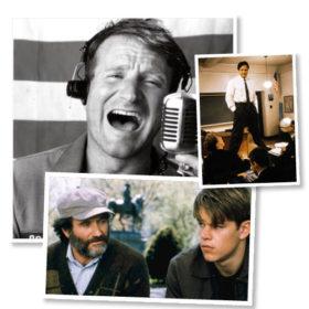 R.I.P Robin Williams: Θυμόμαστε τις καλύτερες κινηματογραφικές του στιγμές