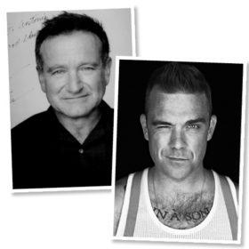 Robin Williams – Robbie Williams: Η τεράστια γκάφα που έγινε στο Twitter
