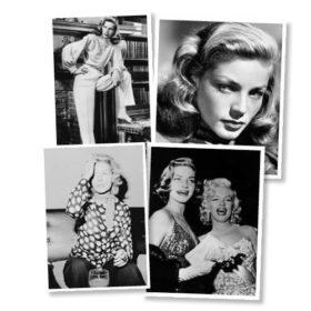 Lauren Bacall: Το στιλ και η προσωπικότητα της αξέχαστης ηθοποιού