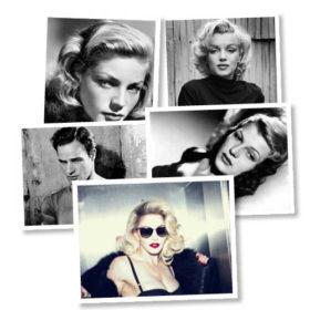 Lauren Bacall: Όλα τα style icons από το «Vogue» της Madonna έχουν πλέον φύγει από τη ζωή