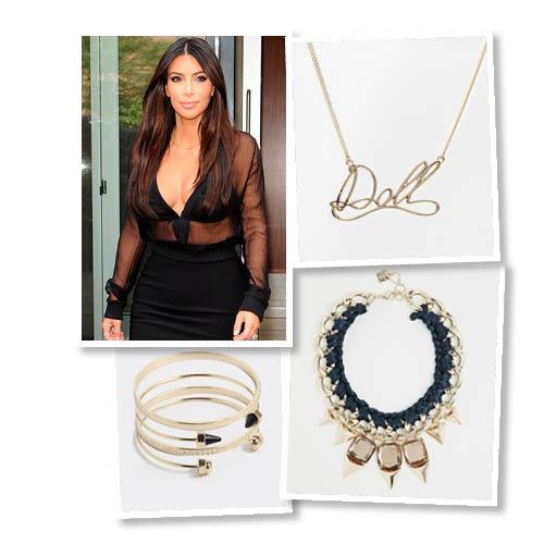 Βρήκαμε τα οικονομικά κοσμήματα της Kim Kardashian - Μόδα  783ae53117a