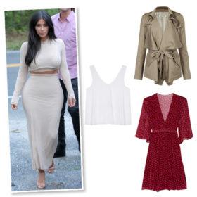 Ποια ρούχα είναι κατάλληλα για εσάς που έχετε σωματότυπο κλεψύδρα;