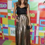 Maria Menounos Arrives At HBO's 66th Annual Primetime Emmy Awards After Party, look of the day