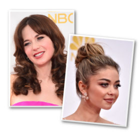 Τι κοινό είχαν οι Zooey Deschanel και η Sarah Hyland στα Emmy Awards 2014;