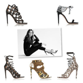 Breaking news: Μόλις κυκλοφόρησαν τα παπούτσια που σχεδίασε η Olivia Palermo