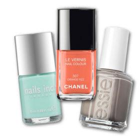 Μας ρωτήσατε: Τι χρώμα να βάψω τα νύχια μου τώρα που είμαι πολύ μαυρισμένη;