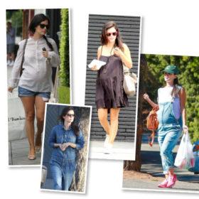 Rachel Bilson: Δείτε τις ωραιότερες εμφανίσεις της κατά τη διάρκεια της εγκυμοσύνης της
