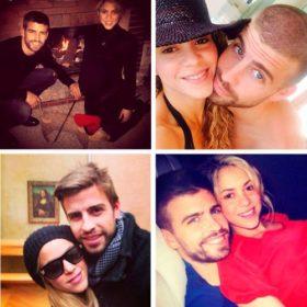 Shakira – Gerard Piqué: Οι πιο τρυφερές φωτογραφίες του ζευγαριού στο Instagram