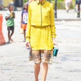 Κάντο όπως η Palermo: Η Olivia μας δείχνει πώς να δώσουμε νέα πνοή στα παλιά μας ρούχα