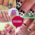 in style nails, instagram