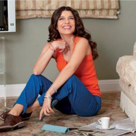 Πόπη Τσαπανίδου: Δείτε την παρουσιάστρια στο σπίτι της