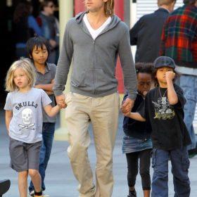 Brad Pitt: «Νιώθω πως είμαι ο πλουσιότερος άνθρωπος του κόσμου»