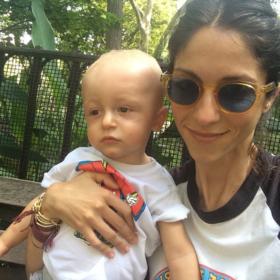 Σοφία Καρβέλα: Φωτογραφίες από το νέο της διαμέρισμα στη Νέα Υόρκη
