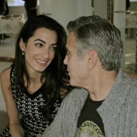 Η μέλλουσα σύζυγος του George Clooney στην Αθήνα για τα Μάρμαρα