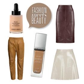 Second Skin: Δερμάτινα κομμάτια και τέλεια μέικαπ που θα γίνουν δεύτερο δέρμα σας