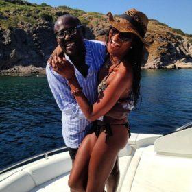Σε ποιο ελληνικό brand ανήκει το μαγιό που φόρεσε η Naomi Cambpell στις διακοπές της στην Ελλάδα;