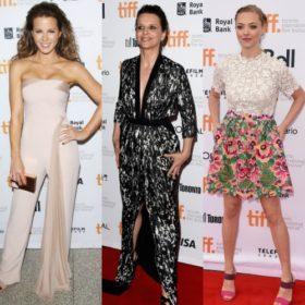 Toronto Film Festival: Τι φόρεσαν οι celebrities που έδωσαν το παρών;