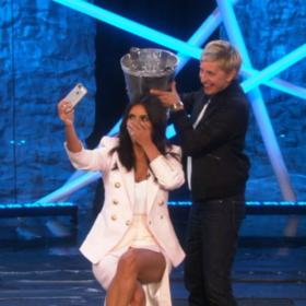 Video: Δείτε την Kim Kardashian να μπουγελώνεται από την Ellen Degeneres
