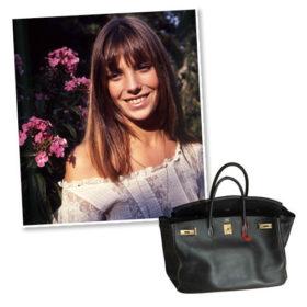 Jane Birkin: Η μούσα του οίκου Hermès βγάζει στο σφυρί την Birkin τσάντα της