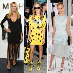 New York Fashion Week: Δείτε όλες τις διάσημες που φωτογραφήθηκαν στη front row των shows