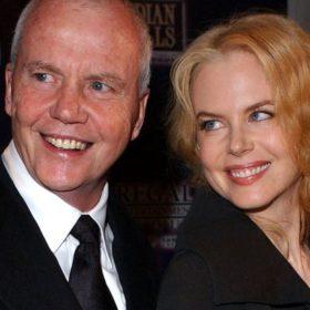 Δύσκολες ώρες για την Nicole Kidman: Σκοτώθηκε ο αγαπημένος της πατέρας