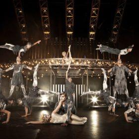 Το Cirque du Soleil βγαίνει στο δρόμο!