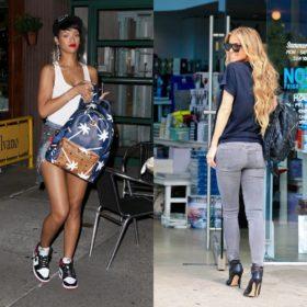 MCM Backpacks: Το fashion item που αγαπούν οι celebrities σε όλο τον κόσμο