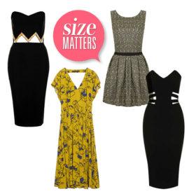 Size matters: Δείτε ποια είναι τα ωραιότερα φορέματα που θα αναδείξουν τη μέση σας
