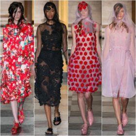 LFW: Όλες οι λεπτομέρειες για τη συλλογή της Simone Rocha που λατρέψαμε