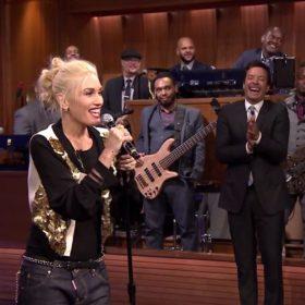Video: Δείτε τη Gwen Stefani στην πιο αστεία ερμηνεία της