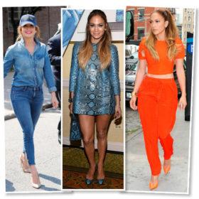 Jennifer Lopez: Τι κοινό έχουν οι τρεις φωτογραφίες της σταρ;