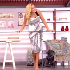 Κωνσταντίνα Σπυροπούλου: Τι ετοιμάζει η ξανθιά παρουσιάστρια;