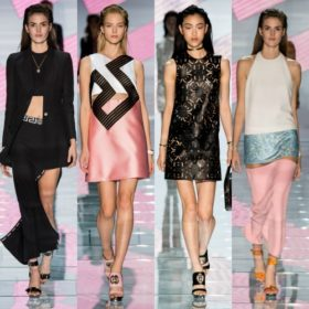 Versace: Η νέα συλλογή του Οίκου μας άρεσε πολύ