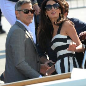 Amal-George Clooney: Η κακοκαιρία Ντένις κατέστρεψε το αρχοντικό τους στο Berkshire