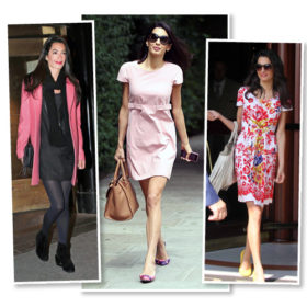 Amal Alamuddin: Γιατί λατρεύουμε το στιλ της κυρίας Clooney;