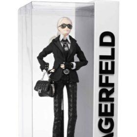 Barbie-Karl Lagerfeld: Η διάσημη κούκλα-ομοίωμα του Κάιζερ έχει γίνει sold out