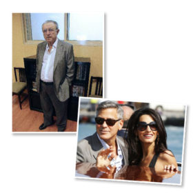 George Clooney – Amal Alamuddin: Τι είπε ο πεθερός του ηθοποιού για τον γάμο;