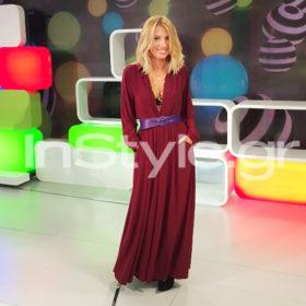 Αποκλειστικό: Μάθαμε τι φόρεσε η Μαρία Ηλιάκη στην πρεμιέρα της εκπομπής της