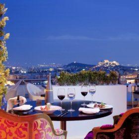 Galaxy Bar & Restaurant: Δείτε την Αθήνα αφ' υψηλού και απολαύστε ένα εκπληκτικό δείπνο