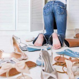10 έξυπνες ιδέες για να οργανώσεις τα παπούτσια σου
