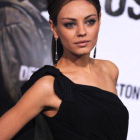 Mila Kunis: Έτσι έχασε τα κιλά της εγκυμοσύνης
