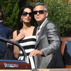 George Clooney: Δείτε το δώρο που έκανε στη σύζυγό του λίγες ημέρες μετά το γάμο