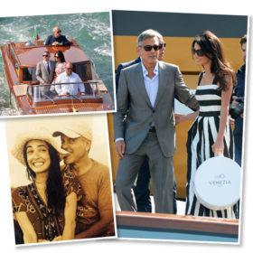 George Clooney – Amal Alamuddin: 10 γαμήλιες ιδέες που μπορείτε να πάρετε από το γάμο της χρονιάς