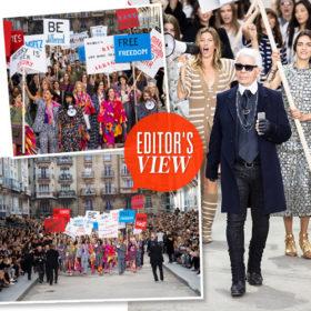 Editor's view: Μπορεί να φέρει η Chanel την επανάσταση;