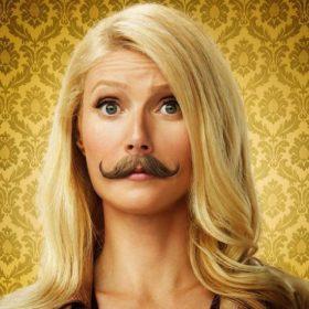 Gwyneth Paltrow: Γιατί έβαλε μουστάκι η ηθοποιός;