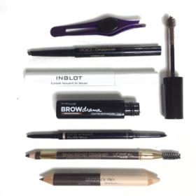 Toolbox: 7 προϊόντα για τέλεια φρύδια